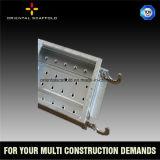 Tablón del andamio de la construcción de la plataforma de funcionamiento