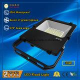 Reflector 30W IP65 de la alta calidad LED para el uso al aire libre con 110lm/W y ángulo de haz de 270 grados