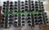 Kleppen van de Lucht van de Solenoïde van het Controlemechanisme van de Maat van de Motor van de lucht de Elektrische Dubbele