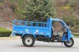 Caminhão Diesel da roda do chinês três de Waw da condução à direita para a venda