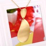 De klassieke Juwelen van de Vrouwen van de Halsband van de Vrouwen van de Vorm van het Water 18k Gouden