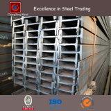 Las vigas de acero I con corte / doblez / Agujero de perforación