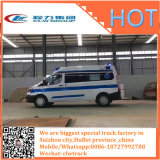 China High Quality Emergency Diesel ICU Ambulance