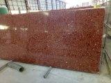 Bon marbre des prix de partie supérieure du comptoir de marbre artificielle
