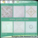 Потолок печатание покрытия ролика алюминиевого строительного материала - 3 штосселя приносят негу