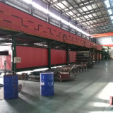 Einzelnes Scheiben-Gelenk-amerikanische Stahltür (FXA-R03)