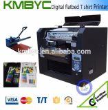 Flatbed Digitale Printer van de T-shirt met Professioneel Ontwerp