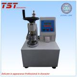 Force mécanique matérielle automatique de pression d'éclat de test pour le papier, cuir, tissus