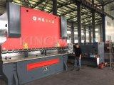 dobladora de la hoja de acero del CNC de 400t/3200m m Wc67y, freno de la prensa hidráulica, equipos de doblez autos (WC67Y-400TX3200)