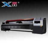 Impresora de inyección de tinta de Digitaces de la cabeza de impresión de 12* Konica/impresora multicolora/impresora