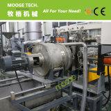 기계를 알갱이로 만드는 폐기물 PE/PP 필름