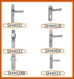 중국 공급자 스테인리스 304의 단단한 주물 레버 문 손잡이