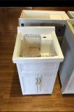 Mobília do banheiro de Pbc-9068s, mercadorias sanitários, gabinete de banheiro barato do PVC do canto do carrinho