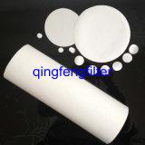 Papel de filtro de nylon (N6/66) para el tratamiento del producto químico y de aguas