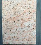Pedra Polished de quartzo da dureza elevada para Kitchentop
