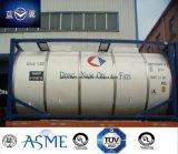 Refrigerant контейнер бензобака R134A, R22, R152 с клапанами и ровного Gauage