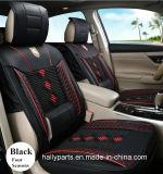 польза подушки сиденья автомобиля формы 3D Leatherette-Красная на 4 сезона
