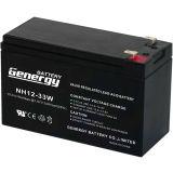batteria al piombo 12V33W