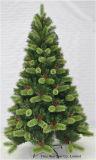 Árbol de navidad artificial de encargo para la decoración