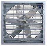 '' application 54 dans le ventilateur d'aérage d'échappement de volaille