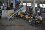 Macchina di riciclaggio di plastica dell'espulsore e film di materia plastica che riciclano macchina