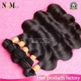 最上質の卸売100%のインド人のバージンボディ波のRemyの毛の拡張
