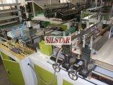 Reißverschluss-Beutel, der Maschinen-/Zipper-Beutel-Stück durch Piece bildet