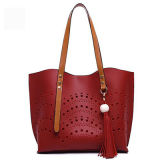 Nuovo sacchetto di stile 2017 per la signora di cuoio Wholesale Handbag Sy7874 di Sythetic delle donne
