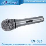 Microfono dinamico dell'OEM di serie Es-Sm57 del microfono del collegare dell'OEM audio