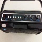 6 Zoll mini bewegliches Bluetooth mit USB/TF/FM/Rec buntem Woofer-Licht-Lautsprecher F6-2