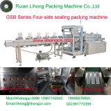 Высокоскоростная автоматическая лихорадка 4-Стороны Gsb-220 уменьшая машину упаковки запечатывания гипсолита
