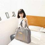 単一のショルダー・バッグの大きいミイラ袋を含んでいる大きい袋旅行衣類に代わる独占の韓国語バージョン