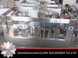 Terminar la línea automática jugo del tratamiento del zumo que hace la máquina