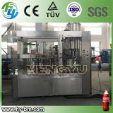 L'eau automatique de GV rinçant des machines de remplissage