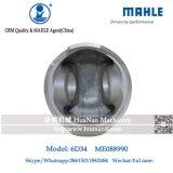 Mahle 6D34t 6D34 Me088990 Kolben für Exkavator Sk230-6
