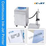 Numérotant la machine de conditionnement imprimante à jet d'encre continue (EC-JET920)