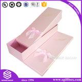 Contenitore impaccante di fiore del cartone su ordinazione di lusso all'ingrosso del regalo