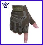 Перчатки спортов тактической пригодности перчаток боя половинной напольной противоюзовые (SYSG-1852)