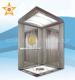Gamme de produits et ascenseur/levage durables de passager de l'utilisation LMR