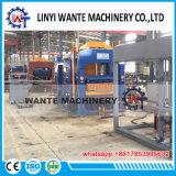 Ligne creuse concrète hydraulique complètement automatique de machine de fabrication de brique du bloc Qt10-15