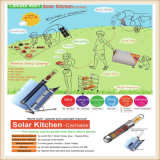 Articolo da cucina solare per accamparsi