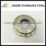 Acier inoxydable solides solubles 304 de miroir 316 clôturant autour de la couverture de base
