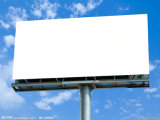 Folha plástica do ABS branco lustroso elevado para a impressão da propaganda