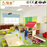 Schulmöbel, die Kind-Möbel, die in China hergestellt wurden, stellten Typ-und Holz-Material-freie Kindertagesstätte-Möbel ein