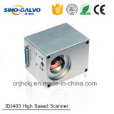 405nm 3D 인쇄 기계를 위한 질 Jd1403 9mm Galvo 헤드 스캐닝