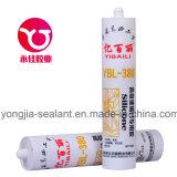 構築接着剤のガラスドアかカーテン・ウォールのすっぱいシリコーンの密封剤(YBL-380)
