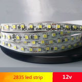 SMD 2835 120LEDs / M tira LED flexível