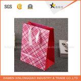 Kundenspezifische gute Qualität gebildet verpackenden Papierbeutel mit pp.-Griff