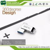 Верхний продавая изготовленный на заказ тип ручка OTG USB 3.0 c с логосом OEM