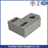 Zoll-CNC anodisiertes Aluminiumstück